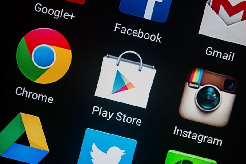 افزایش بدافزارهای Google Play