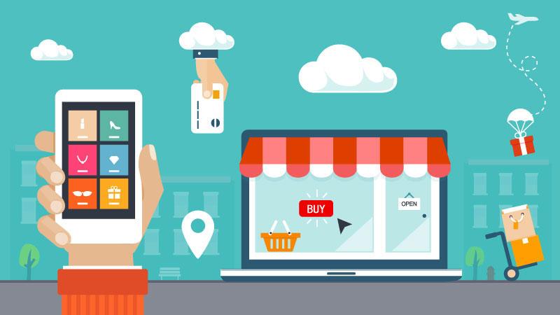 فروشگاه کالاهای دیجیتال