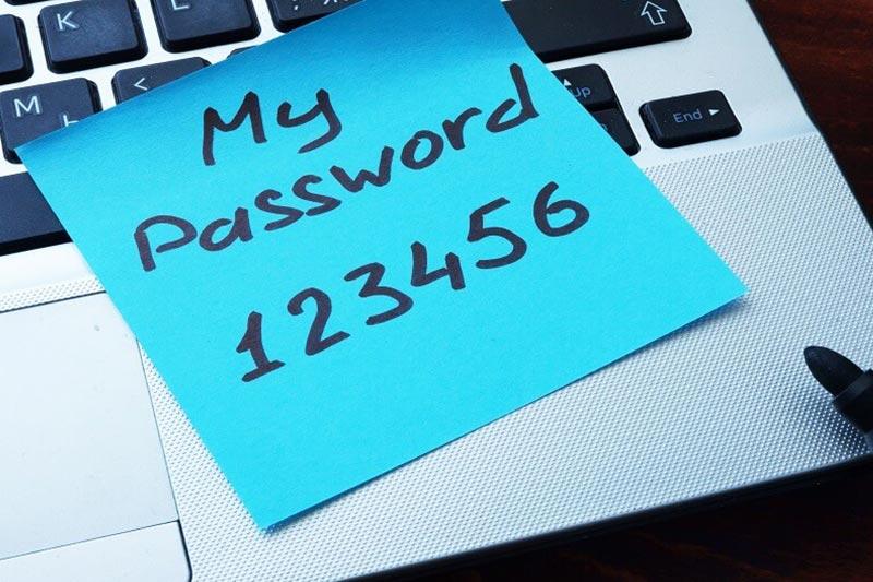 افشای رمز کاربران توسط برنامه مدیریت پسورد