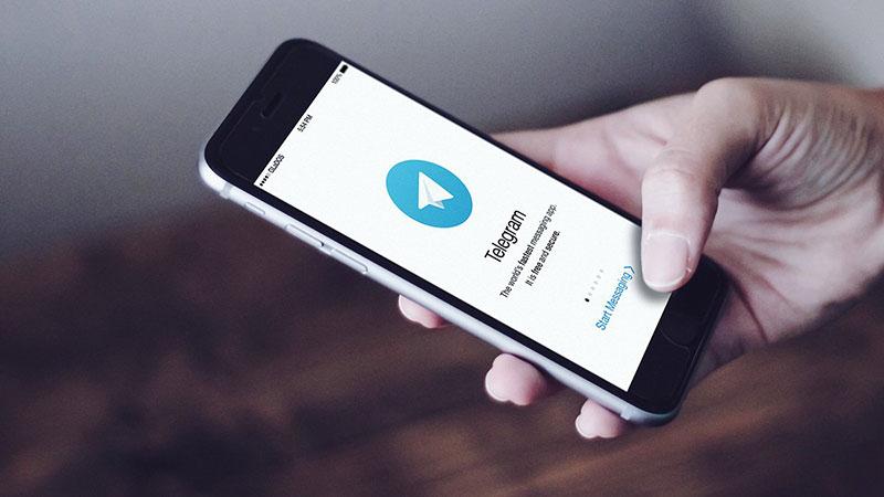 هک کردن دستگاه تلگرام