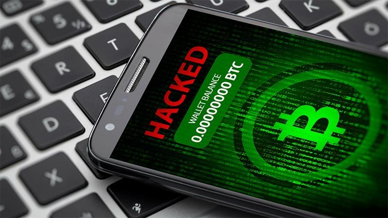 هک شدن کیف پول ارز دیجیتال