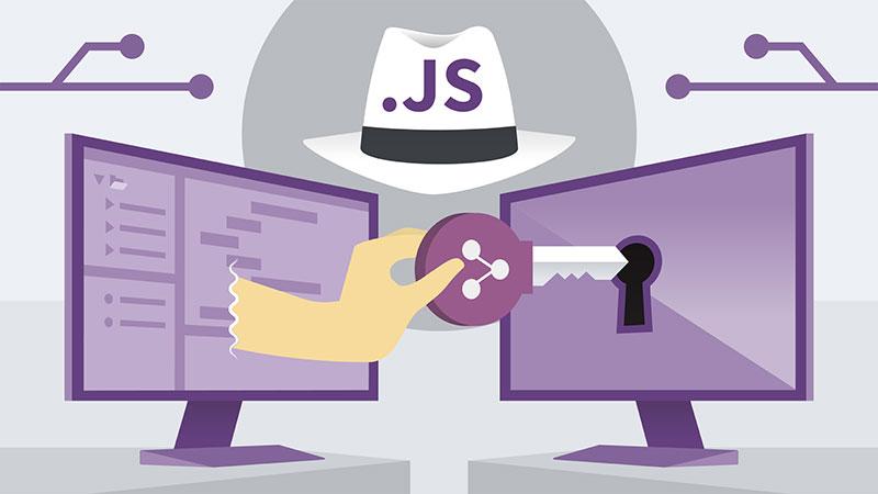 خطرات فایل های جاوااسکریپت