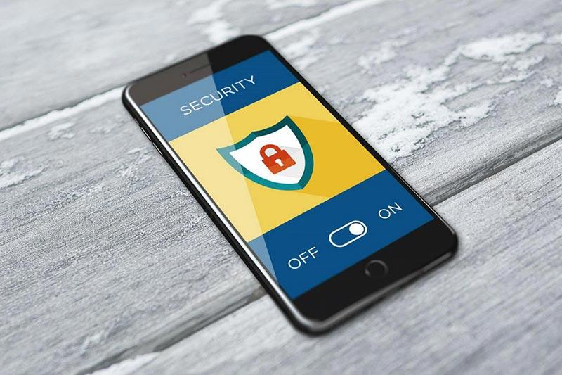 افزایش امنیت گوشی آیفون