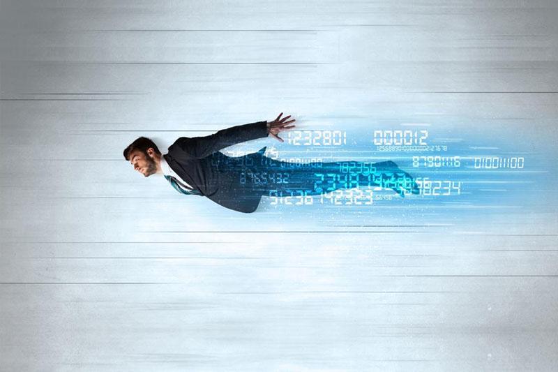 اهمیت سرعت اینترنت