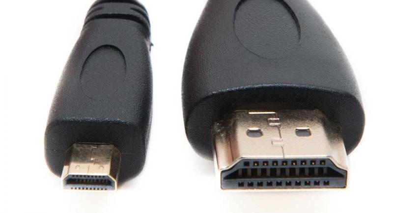 اتصال گوشی به تلویزیون با کابل HDMI