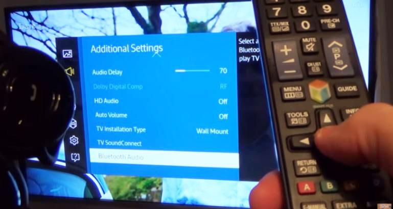 متصل کردن تلویزیون سامسونگ به گوشی با Smart View